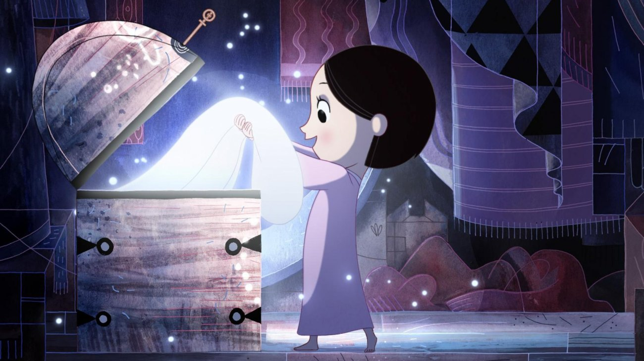 Song of the Sea backdrop