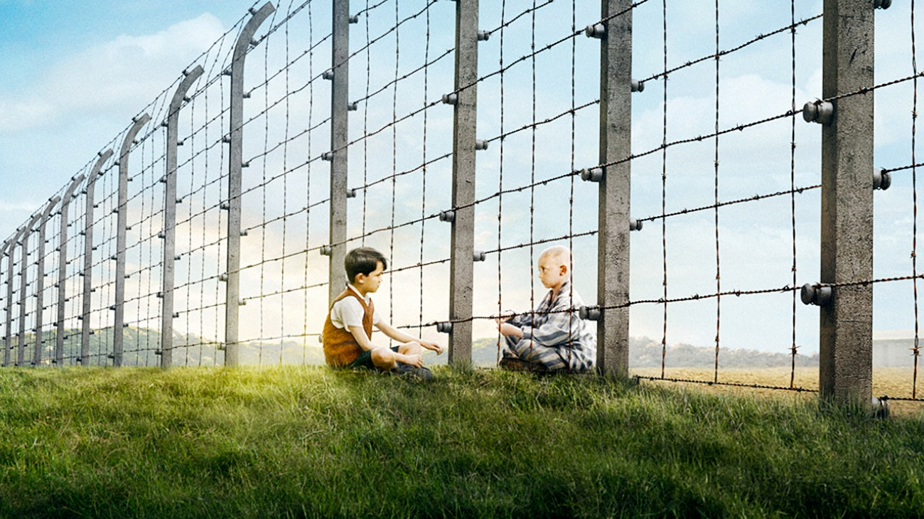The Boy in the Striped Pajamas backdrop
