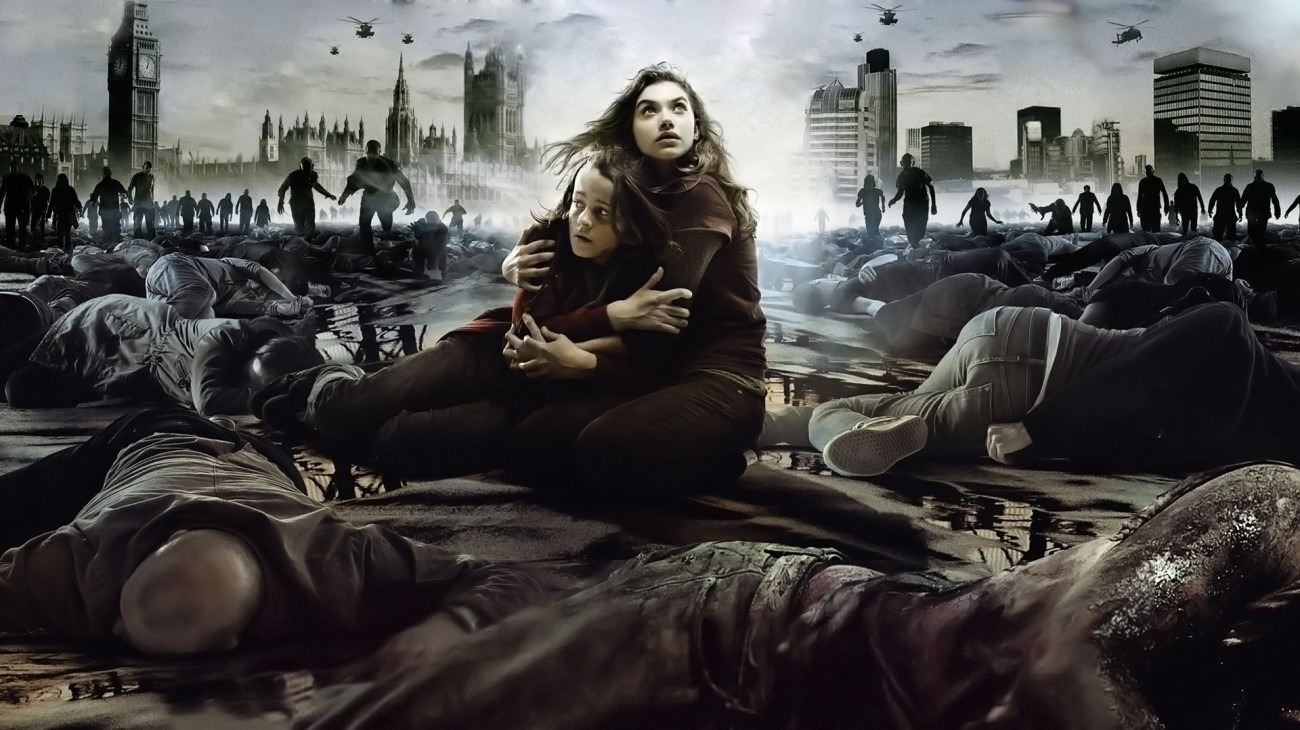 28 Weeks Later backdrop