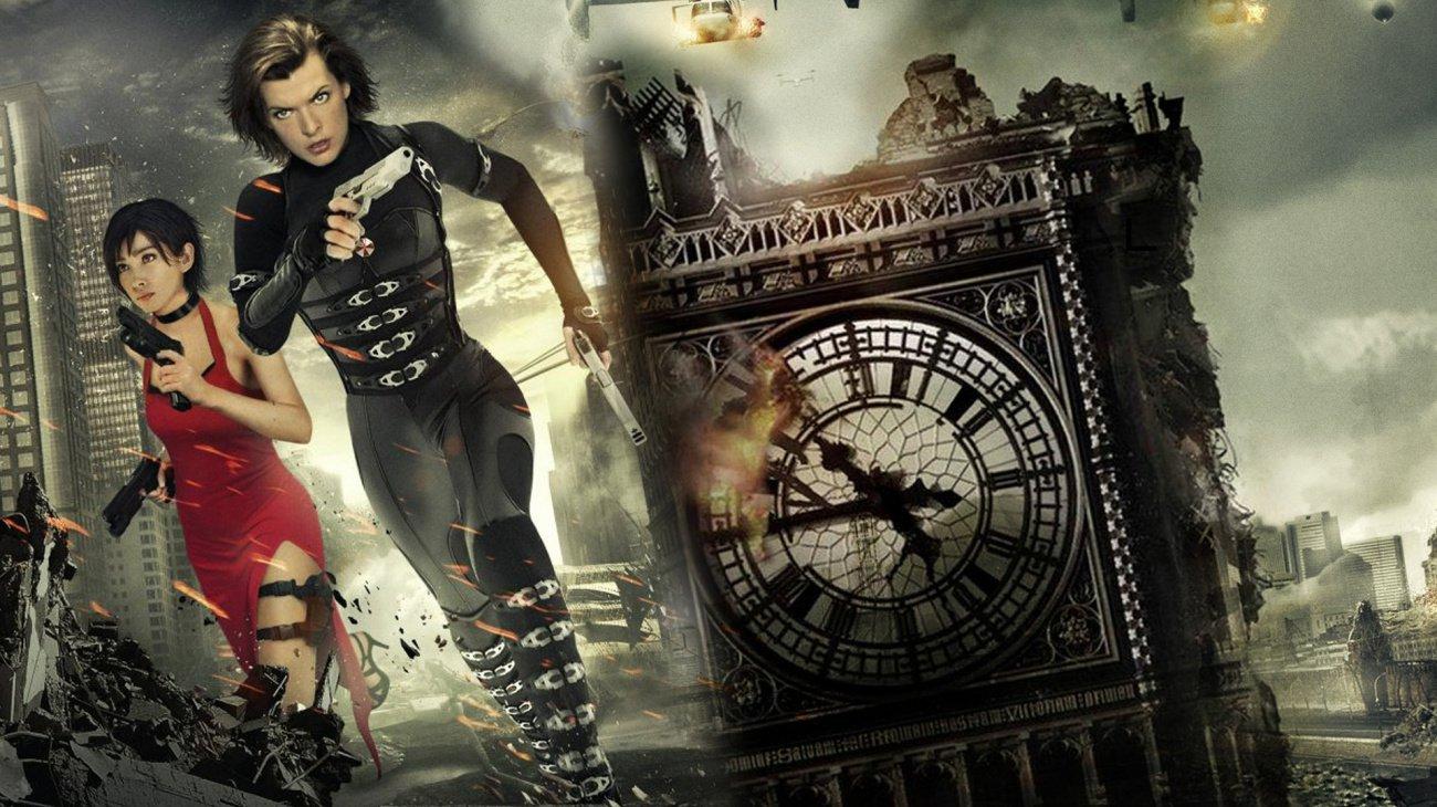 Resident Evil Retribution 2012 Movie Review Alternate Ending