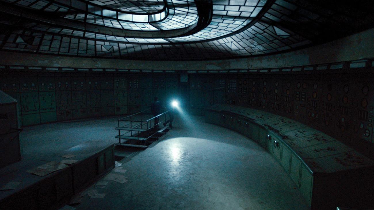 Chernobyl Diaries backdrop