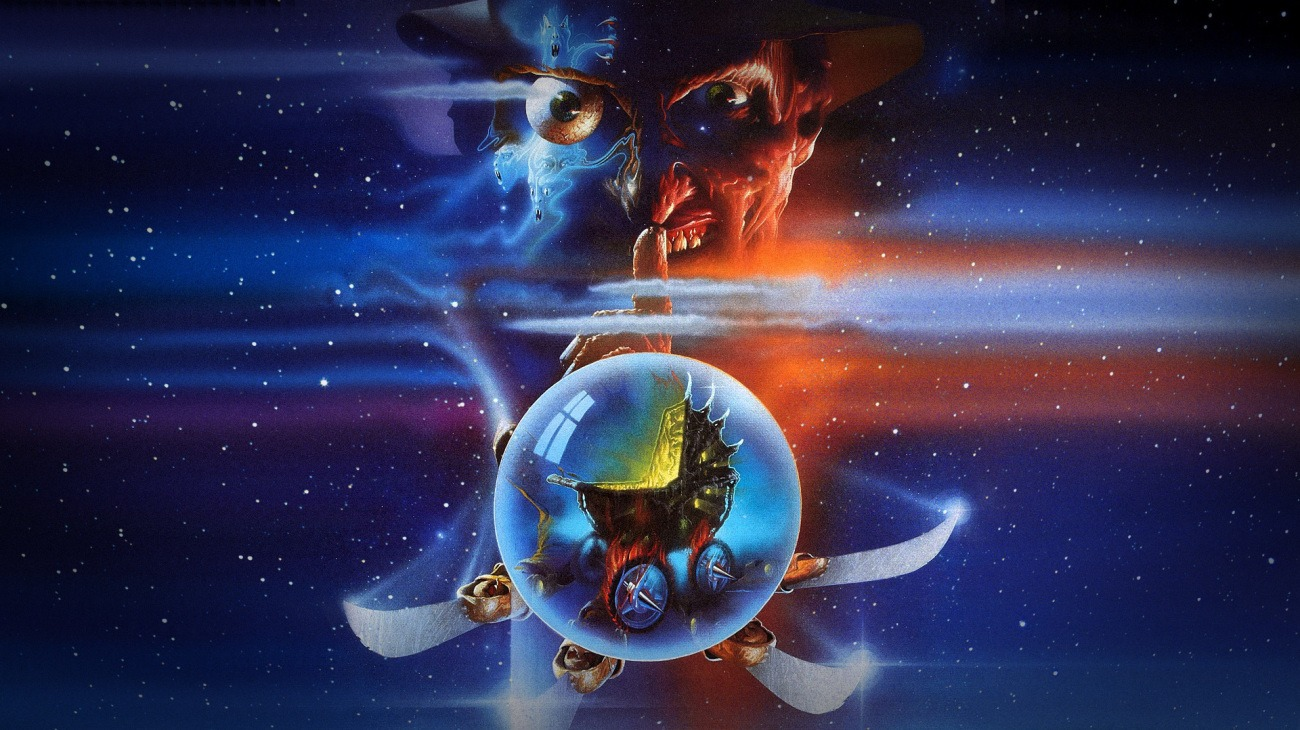 A Nightmare on Elm Street 5: The Dream Child backdrop