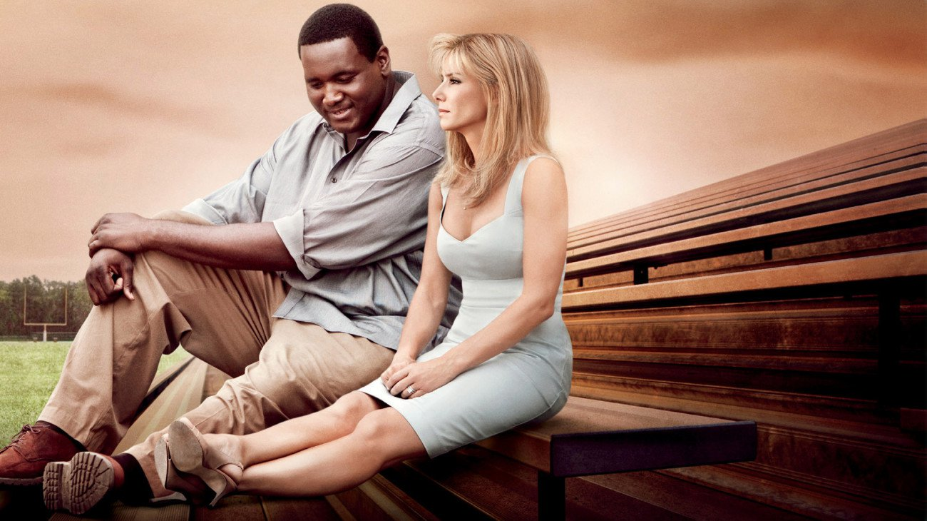 The Blind Side backdrop