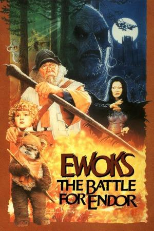 Ewoks: The Battle for Endor poster