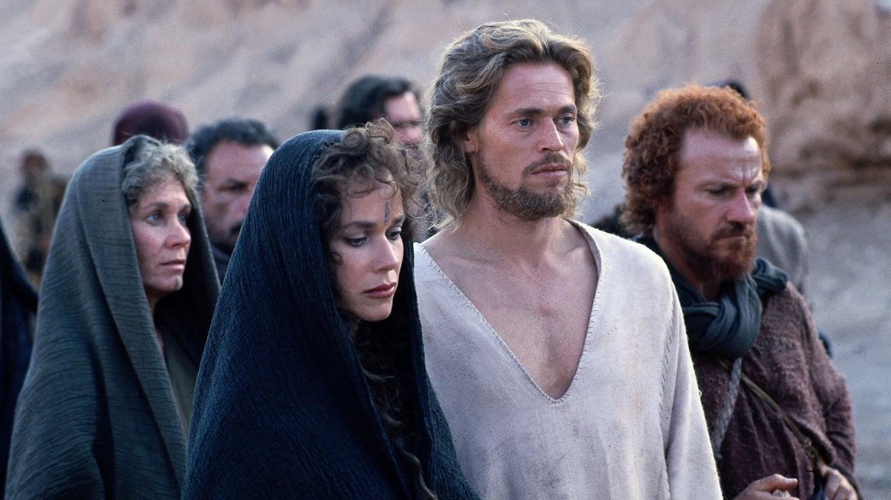 The Last Temptation of Christ backdrop