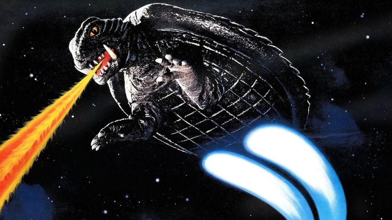 Gamera: Super Monster backdrop