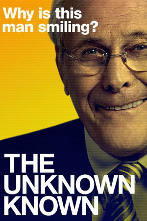 The Unknown Known poster
