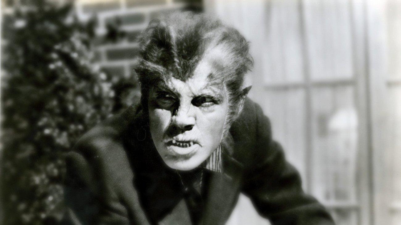 Werewolf of London backdrop