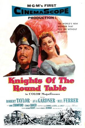 Knights of the Round Table poster