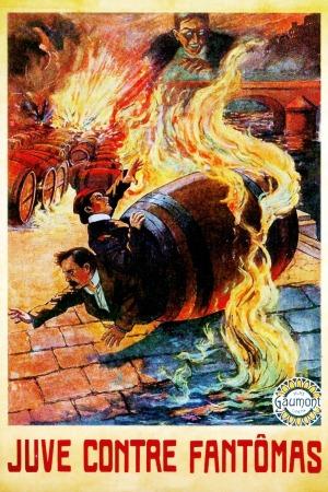 Fantômas 2: Juve vs. Fantômas poster