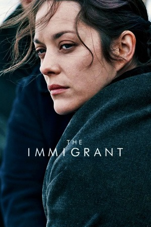 The Immigrant poster