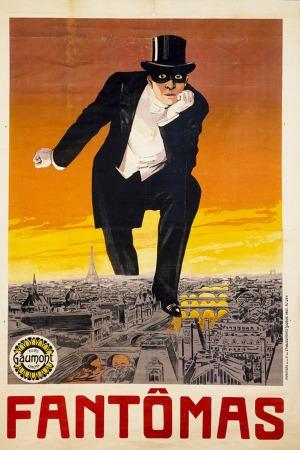 Fantômas 3: The Murderous Corpse poster