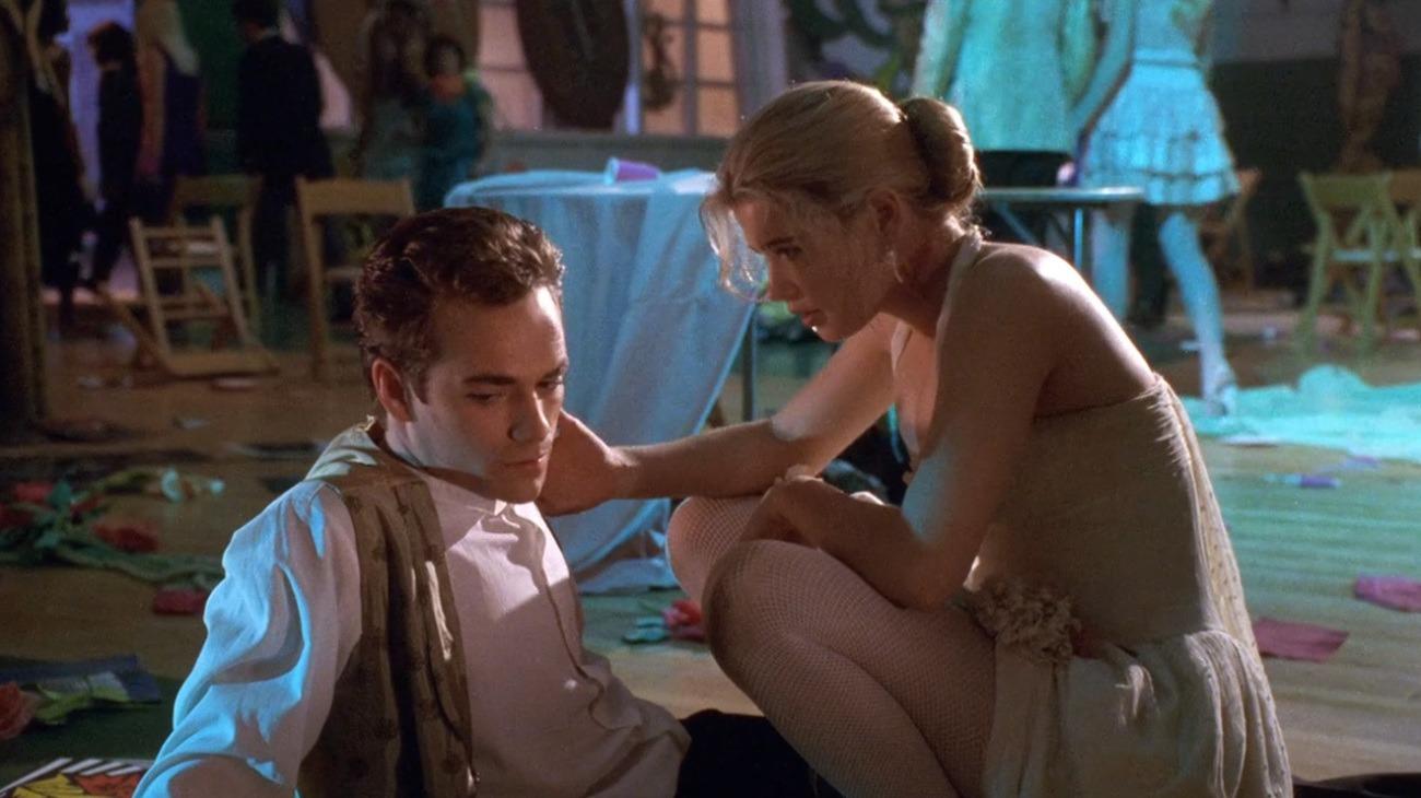 Buffy the Vampire Slayer backdrop