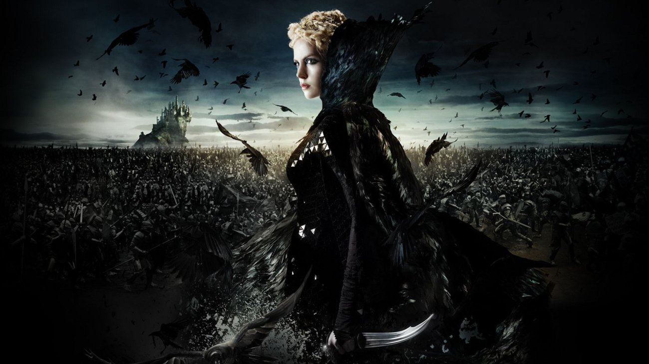 Snow White and the Huntsman backdrop