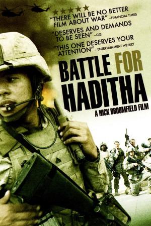 Battle For Haditha poster