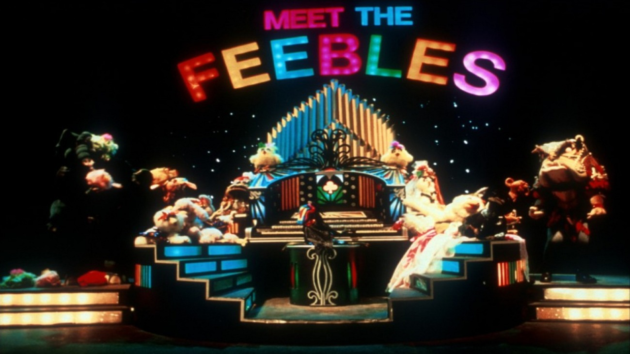 Meet the Feebles backdrop