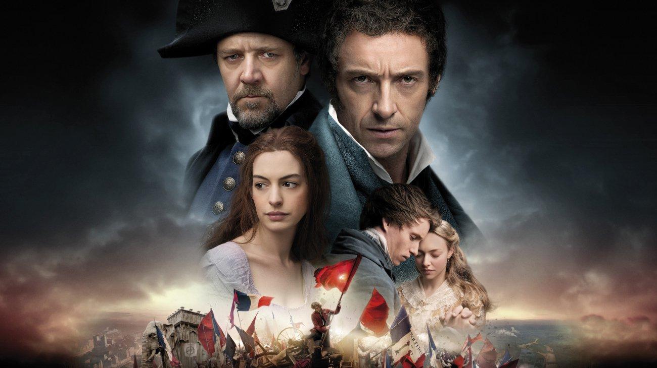Les Misérables backdrop