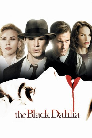 The Black Dahlia poster