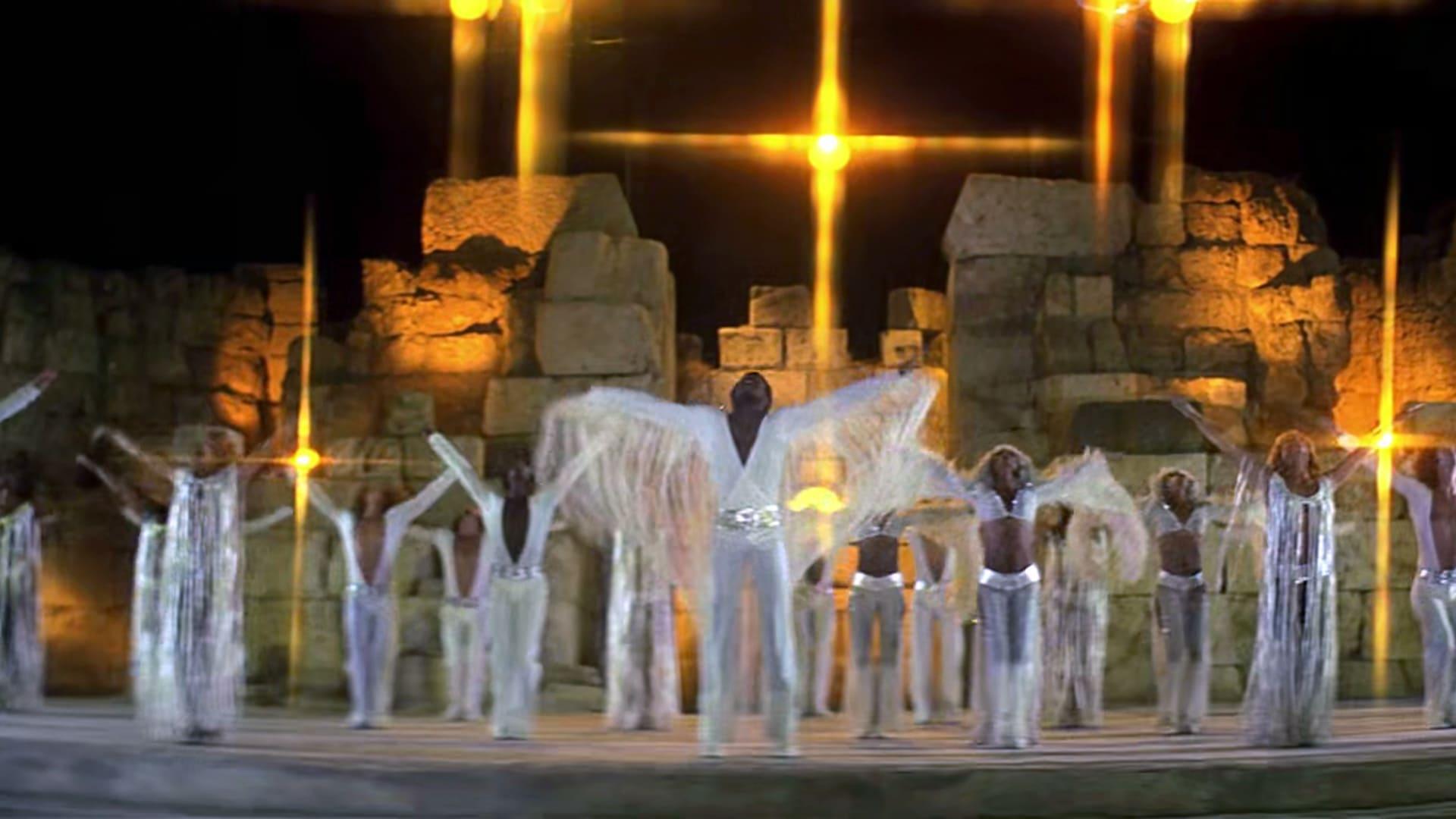 Jesus Christ Superstar backdrop