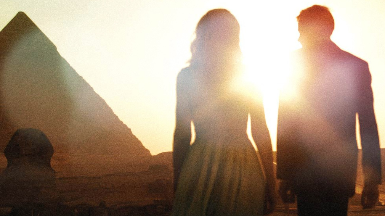 Cairo Time backdrop