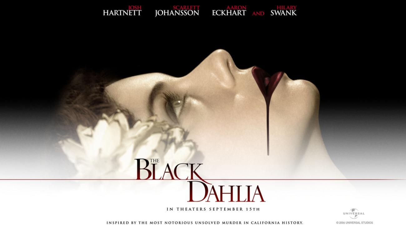The Black Dahlia backdrop