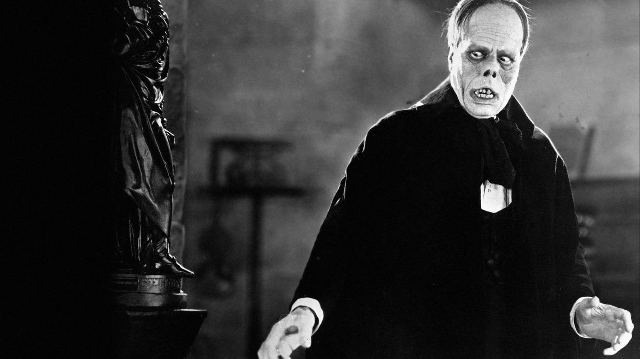 The Phantom of the Opera backdrop