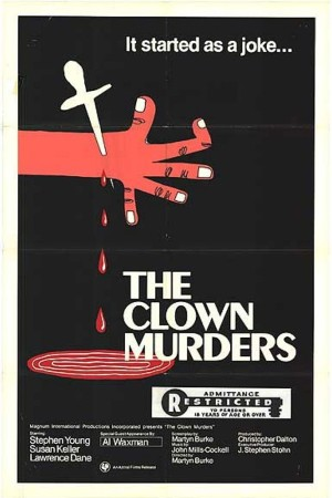 The Clown Murders poster