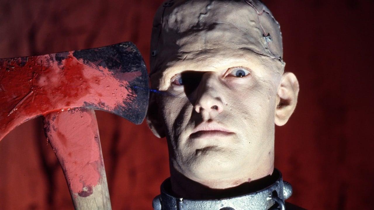 The Horror of Frankenstein backdrop
