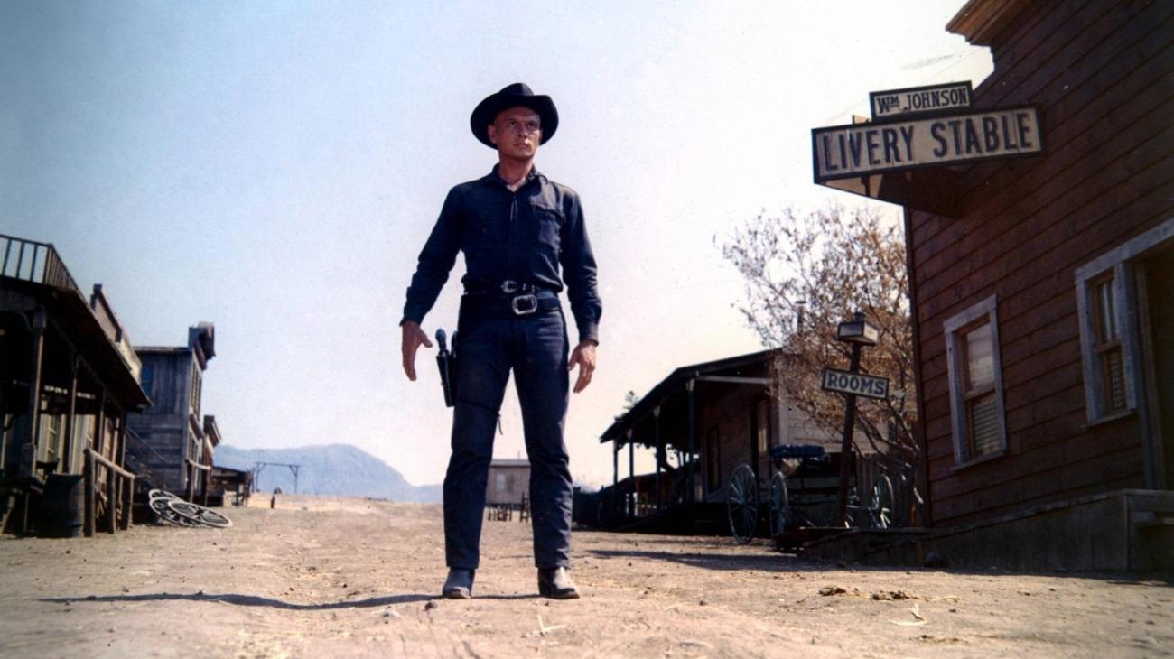 Westworld backdrop