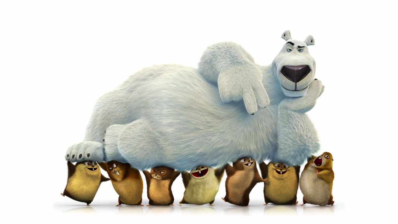 Norm of the North backdrop