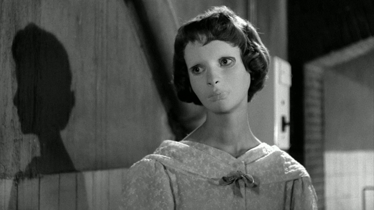 Eyes Without a Face backdrop