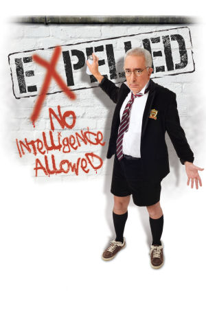 Expelled: No Intelligence Allowed poster