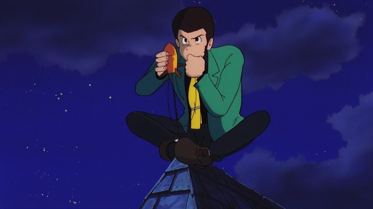 Lupin III: The Castle of Cagliostro backdrop