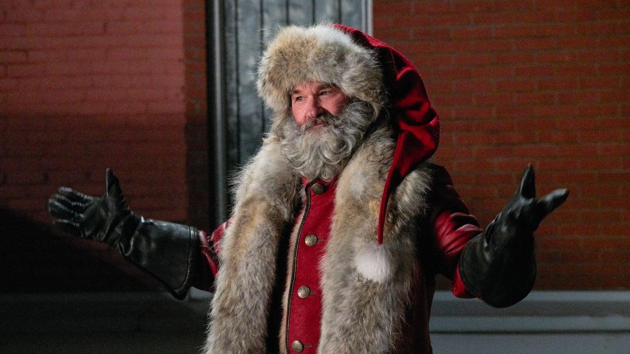 The Christmas Chronicles backdrop