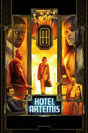 Hotel Artemis 2018 Alternate Ending Alternate Ending
