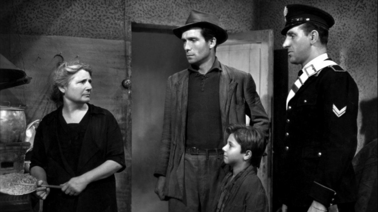 Bicycle Thieves backdrop