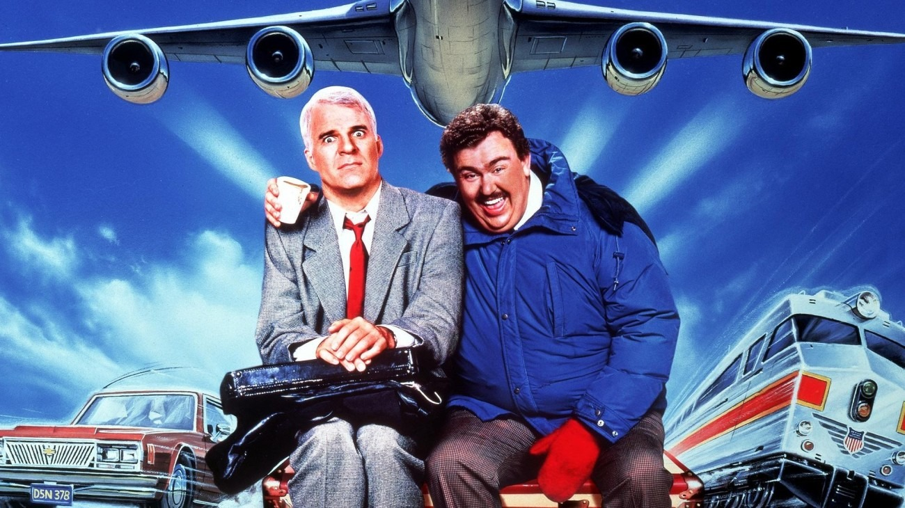 Planes, Trains and Automobiles backdrop