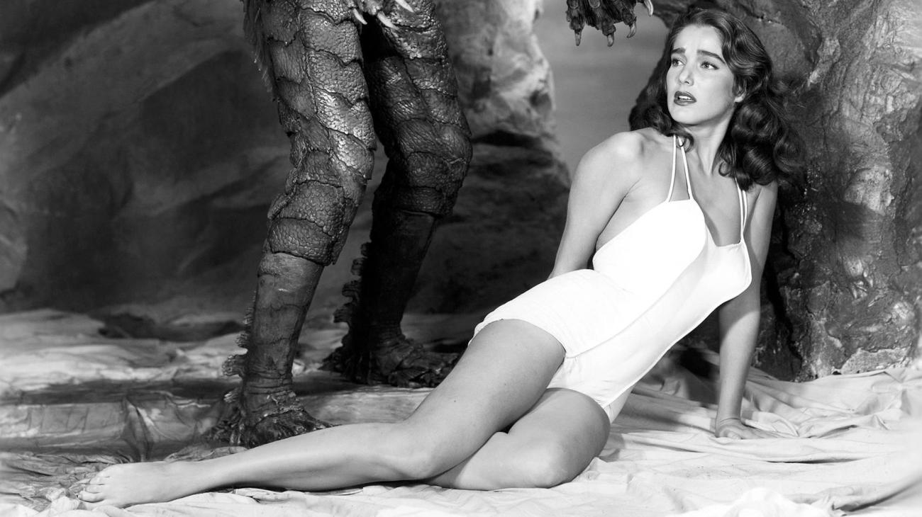 Creature from the Black Lagoon backdrop