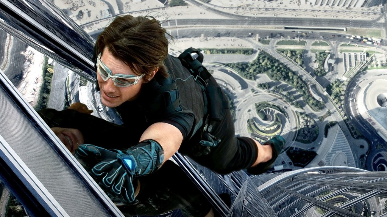 Mission: Impossible - Ghost Protocol backdrop