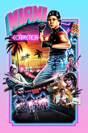 Miami Connection poster