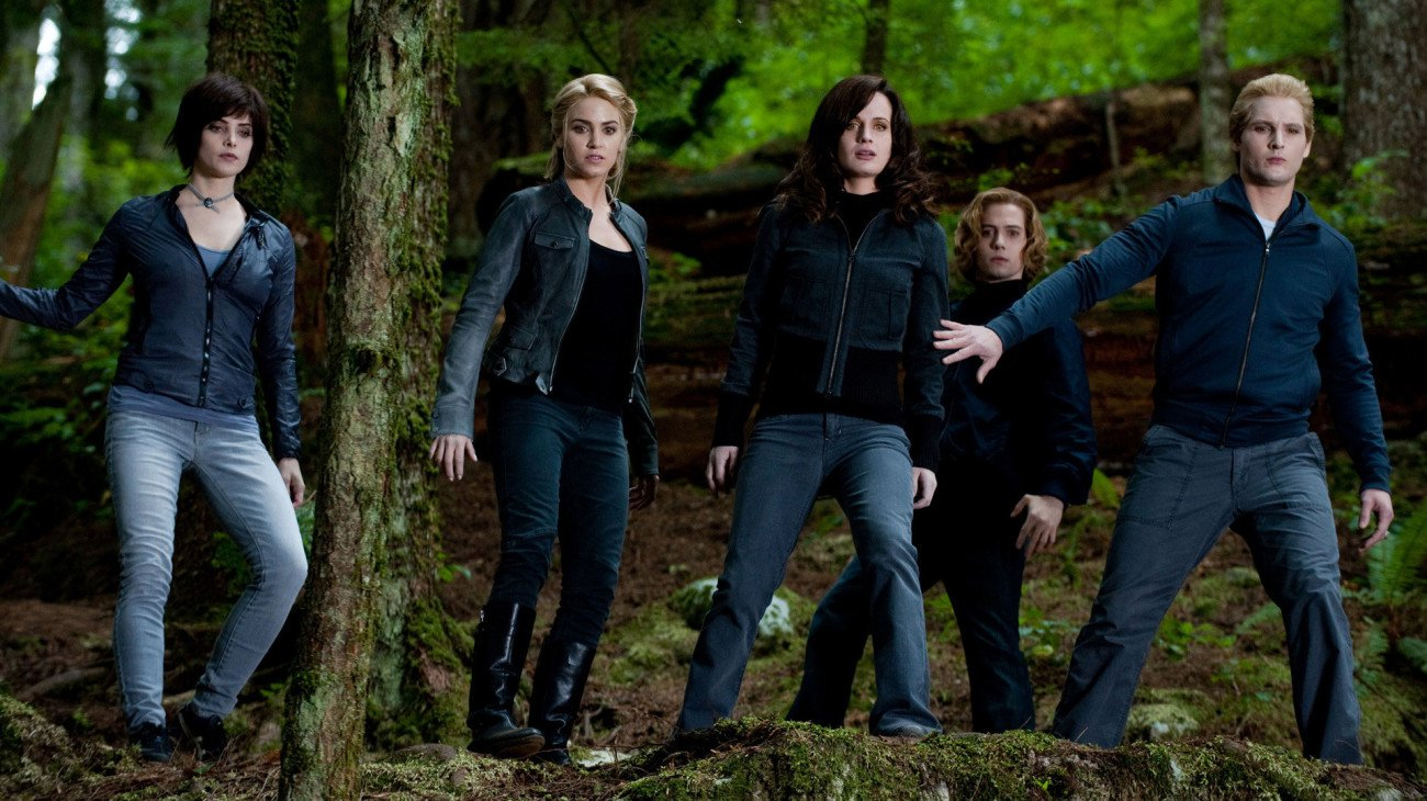 The Twilight Saga: Eclipse backdrop