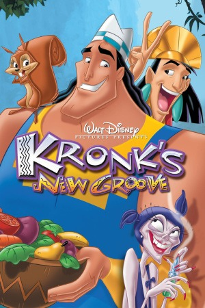 Kronk's New Groove poster