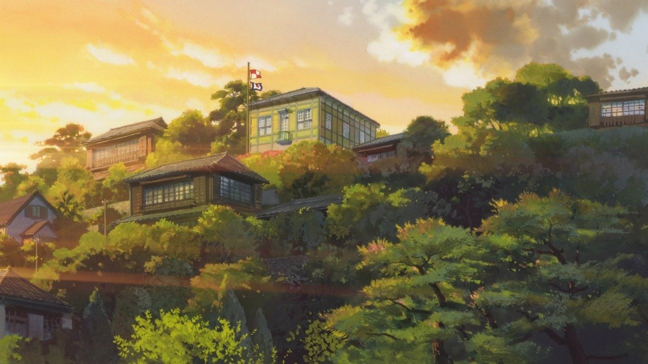 From Up on Poppy Hill backdrop