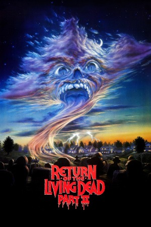 Return of the Living Dead, Part II poster