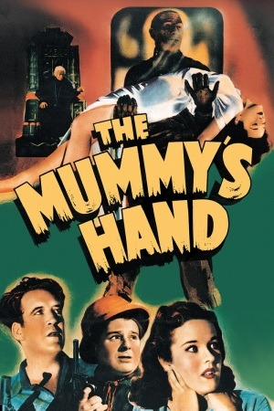 The Mummy's Hand poster
