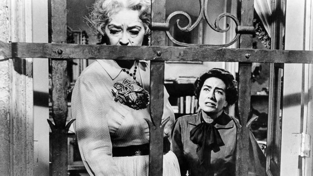 What Ever Happened to Baby Jane? backdrop