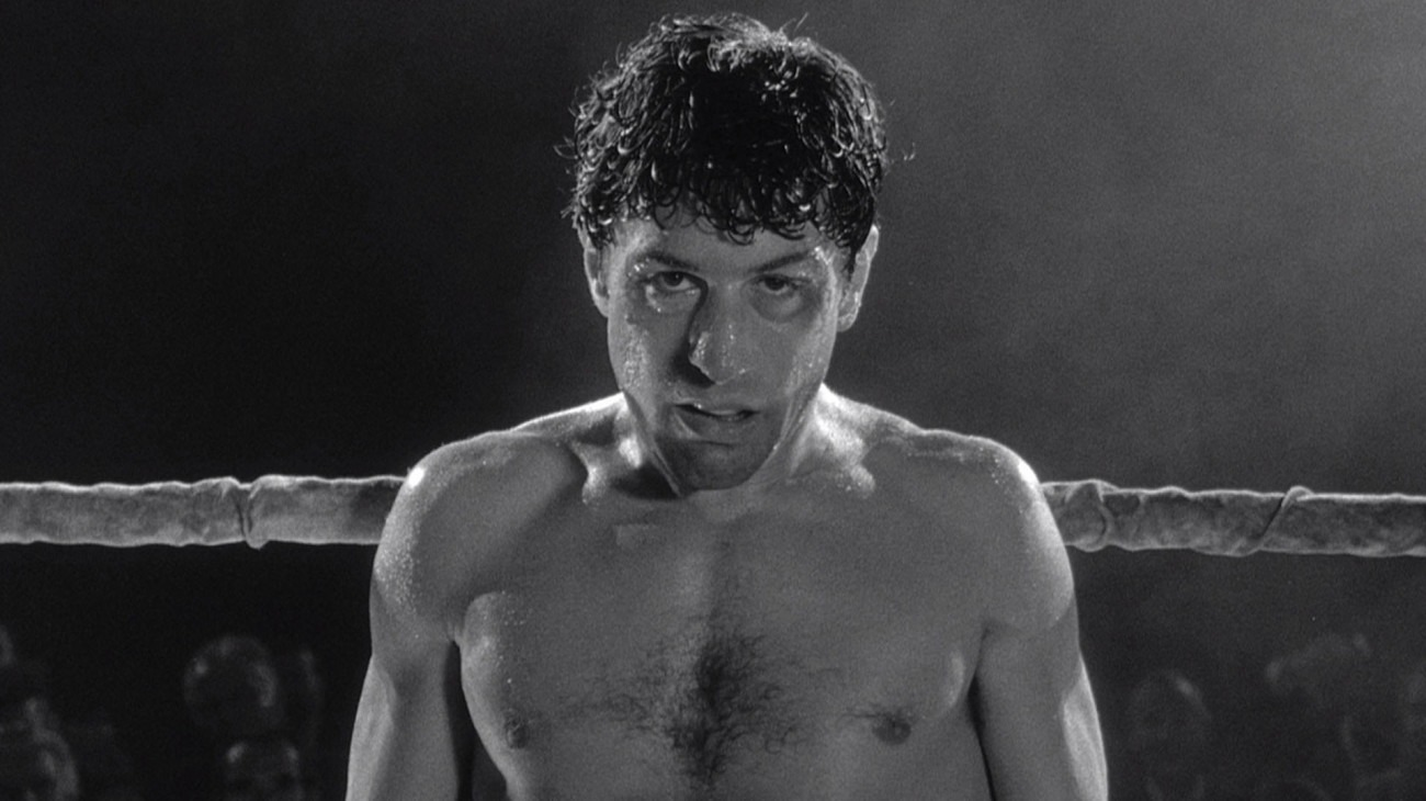 Raging Bull backdrop