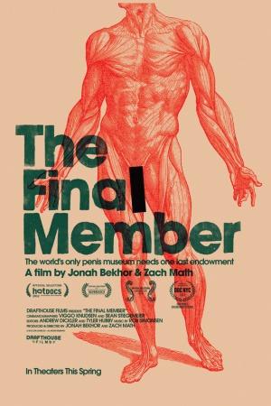 The Final Member poster