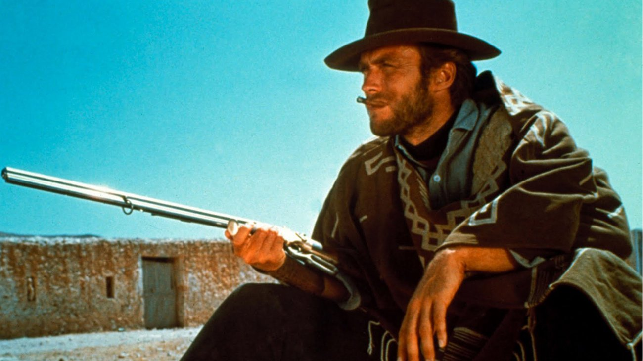 For a Few Dollars More backdrop