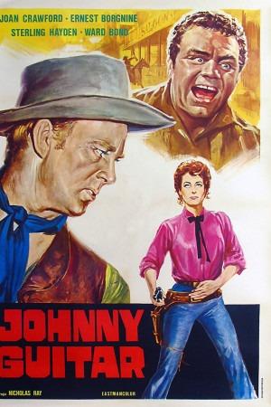 Johnny Guitar poster